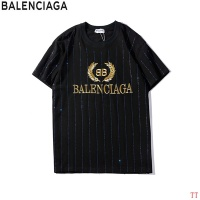 Balenciaga T-Shirts Short Sleeved O-Neck For Men #486969