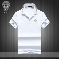 Versace T-Shirts Short Sleeved Polo For Men #486994