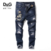 Dolce & Gabbana D&G Jeans Trousers For Men #487023