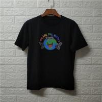 Balenciaga T-Shirts Short Sleeved O-Neck For Men #487551