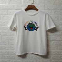 Balenciaga T-Shirts Short Sleeved O-Neck For Men #487552