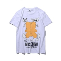 Moschino T-Shirts Short Sleeved O-Neck For Men #487584