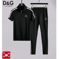 Dolce & Gabbana D&G Tracksuits Short Sleeved For Men #487776