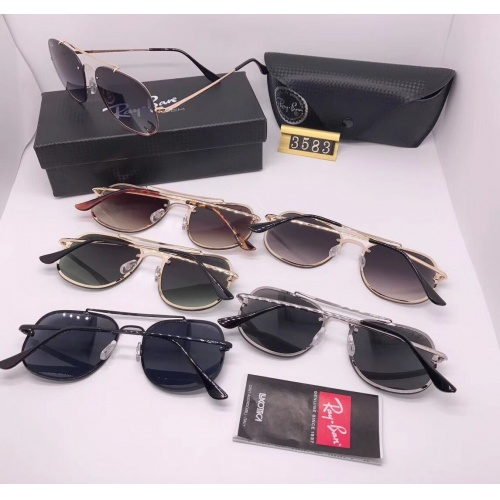 Cheap Ray Ban Fashion Sunglasses #488820 Replica Wholesale [$24.25 USD] [W#488820] on Replica Ray Ban Sunglasses