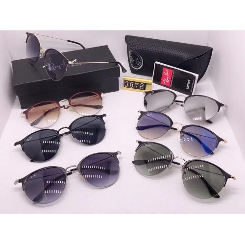 Cheap Ray Ban Fashion Sunglasses #488834 Replica Wholesale [$24.25 USD] [W#488834] on Replica Ray Ban Sunglasses