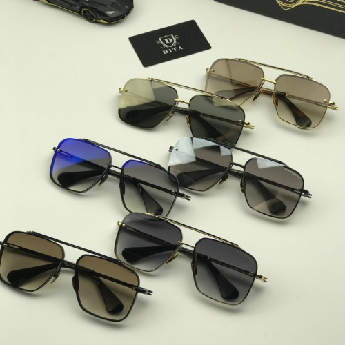 Cheap DITA AAA Quality Sunglasses #490549 Replica Wholesale [$56.26 USD] [W#490549] on Replica DITA AAA Sunglasses