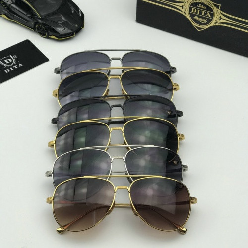 Cheap DITA AAA Quality Sunglasses #490563 Replica Wholesale [$52.38 USD] [W#490563] on Replica DITA AAA Sunglasses