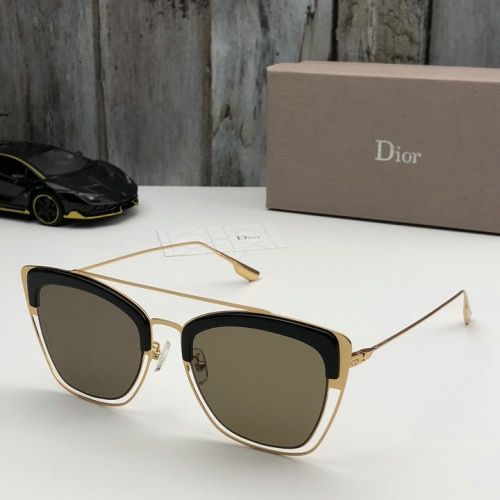 Cheap Christian Dior AAA Quality Sunglasses #490667 Replica Wholesale [$48.50 USD] [W#490667] on Replica Dior AAA+ Sunglasses