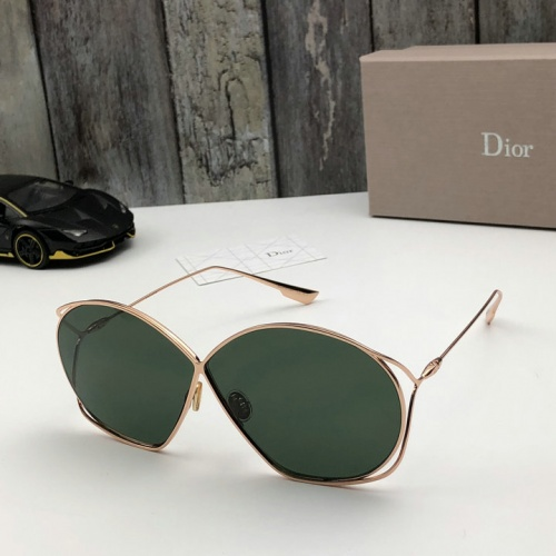 Cheap Christian Dior AAA Quality Sunglasses #490674 Replica Wholesale [$48.50 USD] [W#490674] on Replica Dior AAA+ Sunglasses