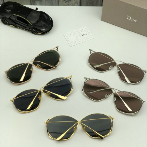 Cheap Christian Dior AAA Quality Sunglasses #490676 Replica Wholesale [$48.50 USD] [W#490676] on Replica Dior AAA+ Sunglasses