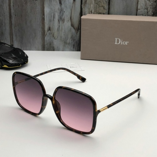 Cheap Christian Dior AAA Quality Sunglasses #490681 Replica Wholesale [$48.50 USD] [W#490681] on Replica Dior AAA+ Sunglasses