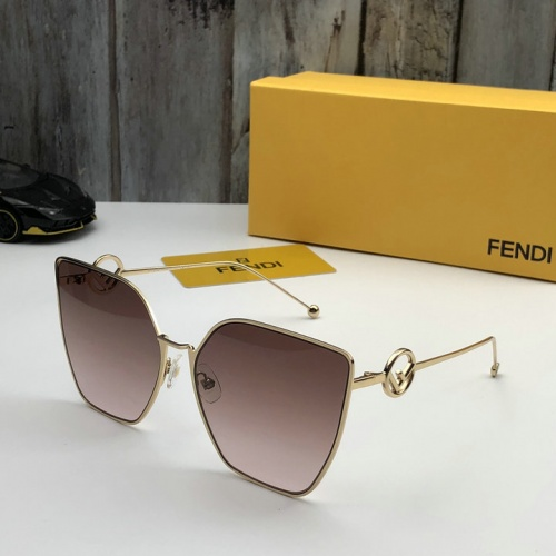Fendi AAA Quality Sunglasses #490749