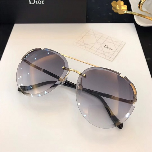 Christian Dior AAA Quality Sunglasses #493900