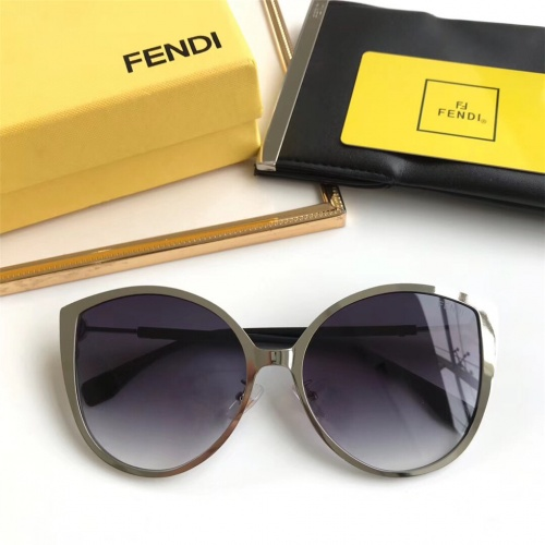 Fendi AAA Quality Sunglasses #493943