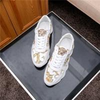 Cheap Versace Casual Shoes For Men #487915 Replica Wholesale [$75.66 USD] [W#487915] on Replica Versace Fashion Shoes