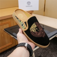 Versace Fashion Slippers For Men #488007