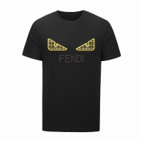 Fendi T-Shirts Short Sleeved O-Neck For Men #488226