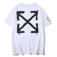 OFF-White T-Shirts Short Sleeved O-Neck For Men #488303