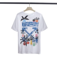 OFF-White T-Shirts Short Sleeved O-Neck For Men #488356