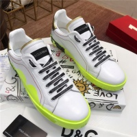 Dolce&Gabbana D&G Shoes For Men #488388