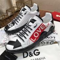 Dolce&Gabbana D&G Shoes For Men #488393