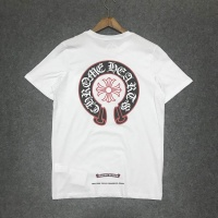 Chrome Hearts T-Shirts Short Sleeved O-Neck For Men #488461