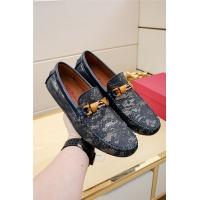 Salvatore Ferragamo SF Leather Shoes For Men #488514