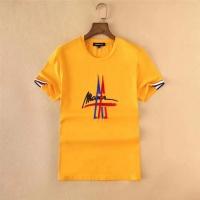 Moncler T-Shirts Short Sleeved O-Neck For Men #488570