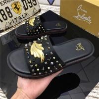 Christian Louboutin CL Slippers For Men #488700