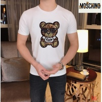Moschino T-Shirts Short Sleeved O-Neck For Men #489383