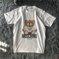 Moschino T-Shirts Short Sleeved O-Neck For Men #489450