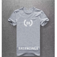 Balenciaga T-Shirts Short Sleeved O-Neck For Men #489516