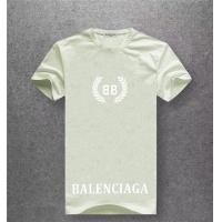 Balenciaga T-Shirts Short Sleeved O-Neck For Men #489518