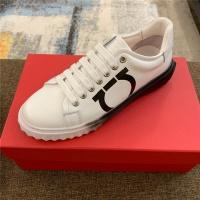 Salvatore Ferragamo SF Casual Shoes For Men #489652