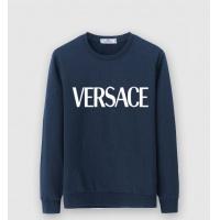 Versace Hoodies Long Sleeved O-Neck For Men #489690