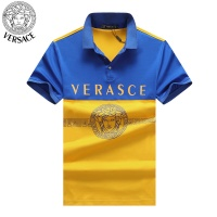 Versace T-Shirts Short Sleeved Polo For Men #489911