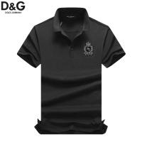 Dolce & Gabbana T-Shirts Short Sleeved Polo For Men #489930