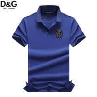 Dolce & Gabbana T-Shirts Short Sleeved Polo For Men #489931