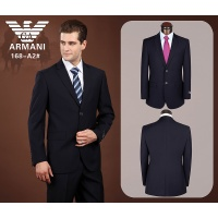 Armani Suits Long Sleeved Polo For Men #490142