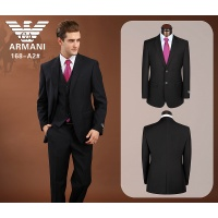Armani Suits Long Sleeved Polo For Men #490143