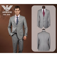 Armani Suits Long Sleeved Polo For Men #490145