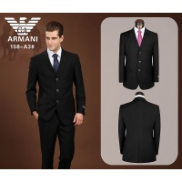 Armani Suits Long Sleeved Polo For Men #490147