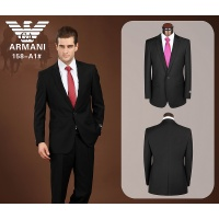 Armani Suits Long Sleeved Polo For Men #490149