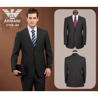 Armani Suits Long Sleeved Polo For Men #490153
