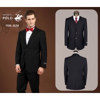 Ralph Lauren Polo Three-Piece Suits Long Sleeved Polo For Men #490160