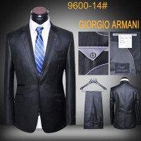 Armani Two-Piece Suits Long Sleeved Polo For Men #490166