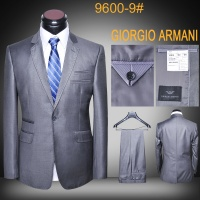 Armani Two-Piece Suits Long Sleeved Polo For Men #490167