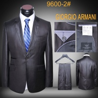Armani Two-Piece Suits Long Sleeved Polo For Men #490168