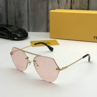 Fendi AAA Quality Sunglasses #490770