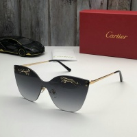 Cartier AAA Quality Sunglasses #491436
